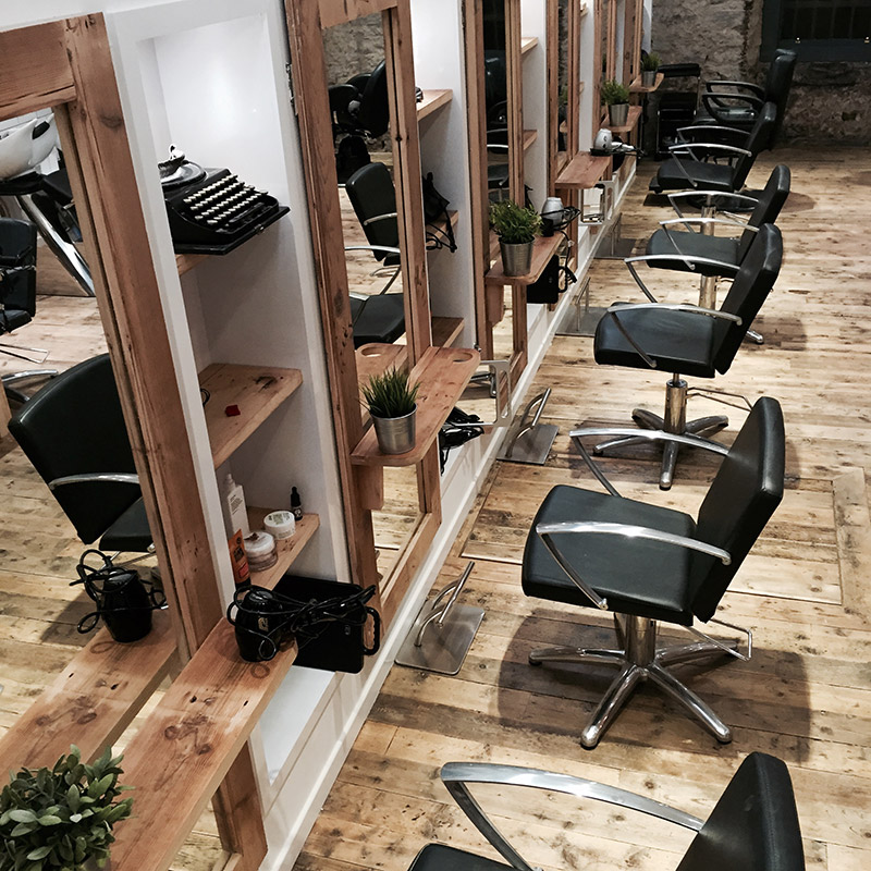 Edinburgh Hair Salon, Rose Street