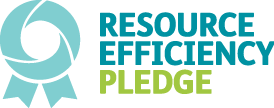 resource efficiency logo