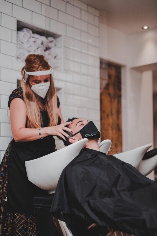 Edinburgh Hair Salon, Rose Street